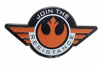 Star Wars Join The Resistance Rebel Alliance Enamel Pin