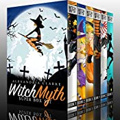 Witch Myth Super Boxset: A Yew Hollow Cozy Mystery | Alexandria Clarke