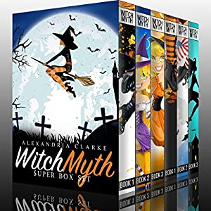 Witch Myth Super Boxset: A Yew Hollow Cozy Mystery Audiobook