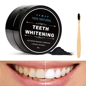 Amazon Com Sexybeauty U Teeth Whitening Charcoal Powder Natural