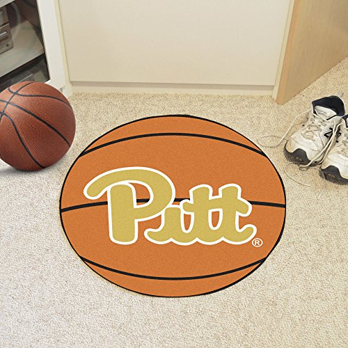 (Pitt University Panthers Basketball Floor Rug Mat)