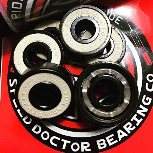 Speed Doctor Legacy 9 V2 Speed Skate Bearings