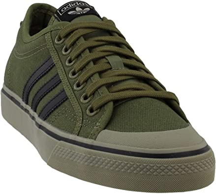 adidas Mens Nizza Sneakers Shoes Casual - Green