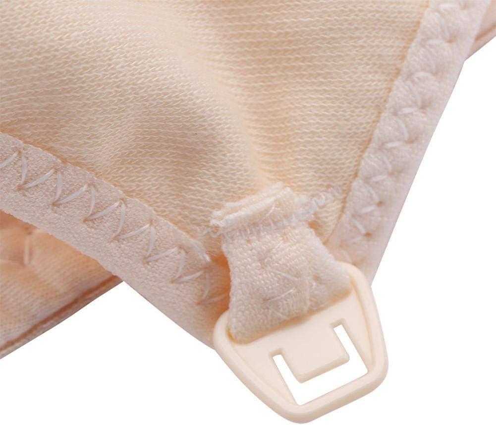 34//75-bianca Reggiseno di maternit/à in cotone davanti aperto Reggiseno di maternit/à in gravidanza reggiseno allattamento per lallattamento