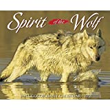 Spirit of the Wolf 2018 Daily Desk Boxed Calendar