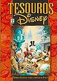 capa de Encadernado de Quadrinhos. Tesouros Disney