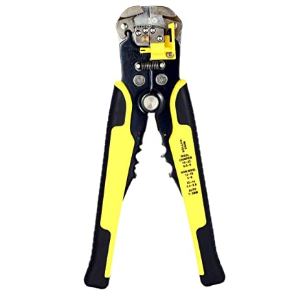 Wire Stripping Tool, Self-Adjusting Professional Multifunctional ...