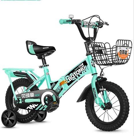 KY Bicicleta niños Balance Bike Plegable for niños Formación de ...