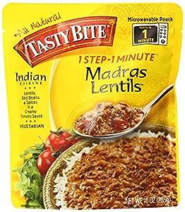 Tasty Bite Heat and Eat Entrée by Tasty Bite