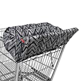 Skip Hop Shopping Cart and Baby High Chair