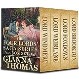 Regency Romance: The Four Lords' Saga: Complete Box Set (Regency Romance Novellas)