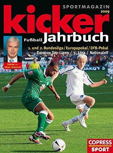 Kicker Fussball Jahrbuch 2009