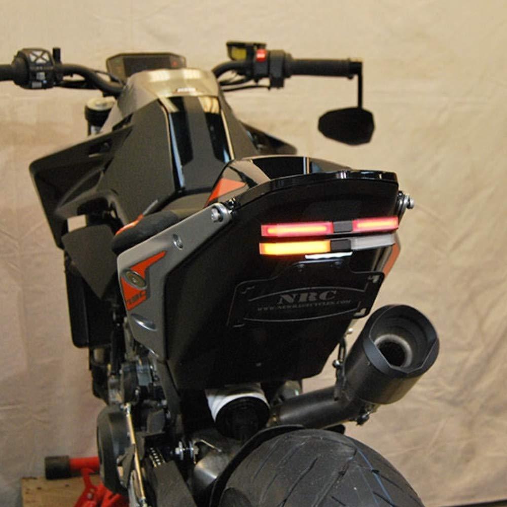 New Rage Cycles Kawasaki Z900RS Fender Eliminator Tucked