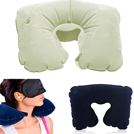 Amazon.com: Travel Pro: 17 x 11 inch cuello almohada ...