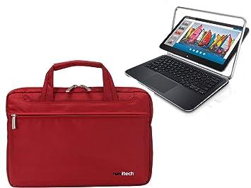 Navitech-Maletín impermeable antigolpes para ordenador portátil, compatible con Microsoft Surface Tab con Windows