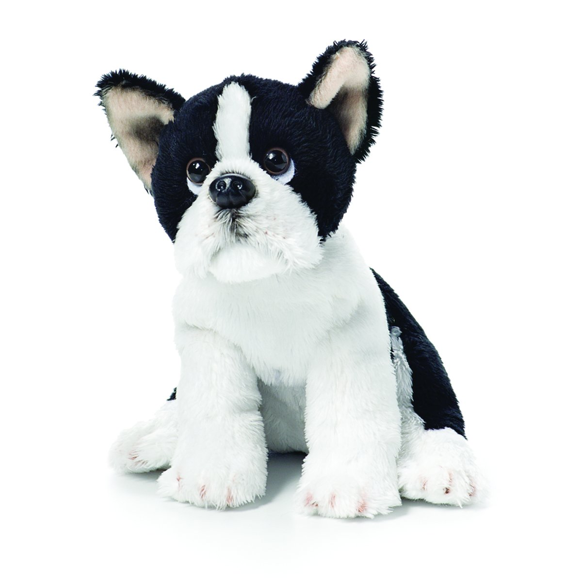 amazoncom nat and jules boston terrier plush toy small baby. demdaco baby plush beanbag boston terrier