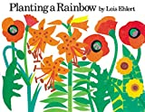 This educational and enjoyable book helps children understand how to plant bulbs, seeds, and seedlings, and nurture their growth. Lois Ehlert's bold collage illustrations include six pages of staggered width, presenting all the flowers...