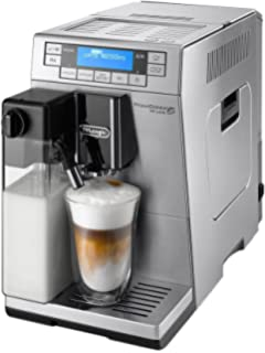 DeLonghi PrimaDonna XS Deluxe ETAM 36.365.MB - Cafetera Superautomática, 1450 W