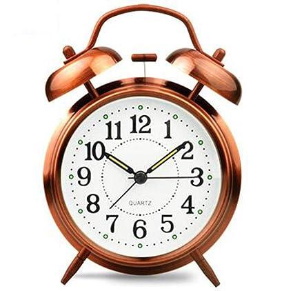 Amazon.com: 3 Inches Alarm Clock, Metal Bells, Large ...