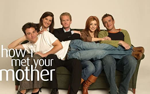 How I Met Your Mother Customized 22x14 Inch Silk Print
