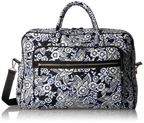 (Vera Bradley Women's Iconic Grand Weekender Travel Bag-Signature)
