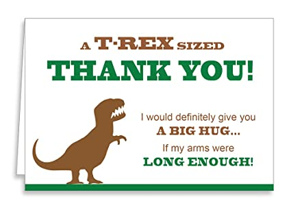 Amazon t rex funny greeting cards and envelopes dinosaur t rex funny greeting cards and envelopes dinosaur party novelty item 12 m4hsunfo