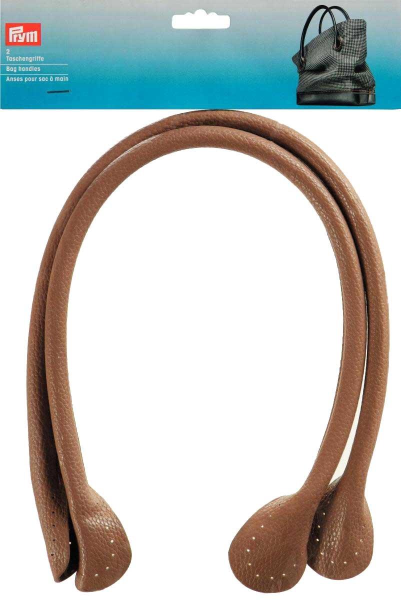 Prym - Manici per borsa Theresa, colore: beige