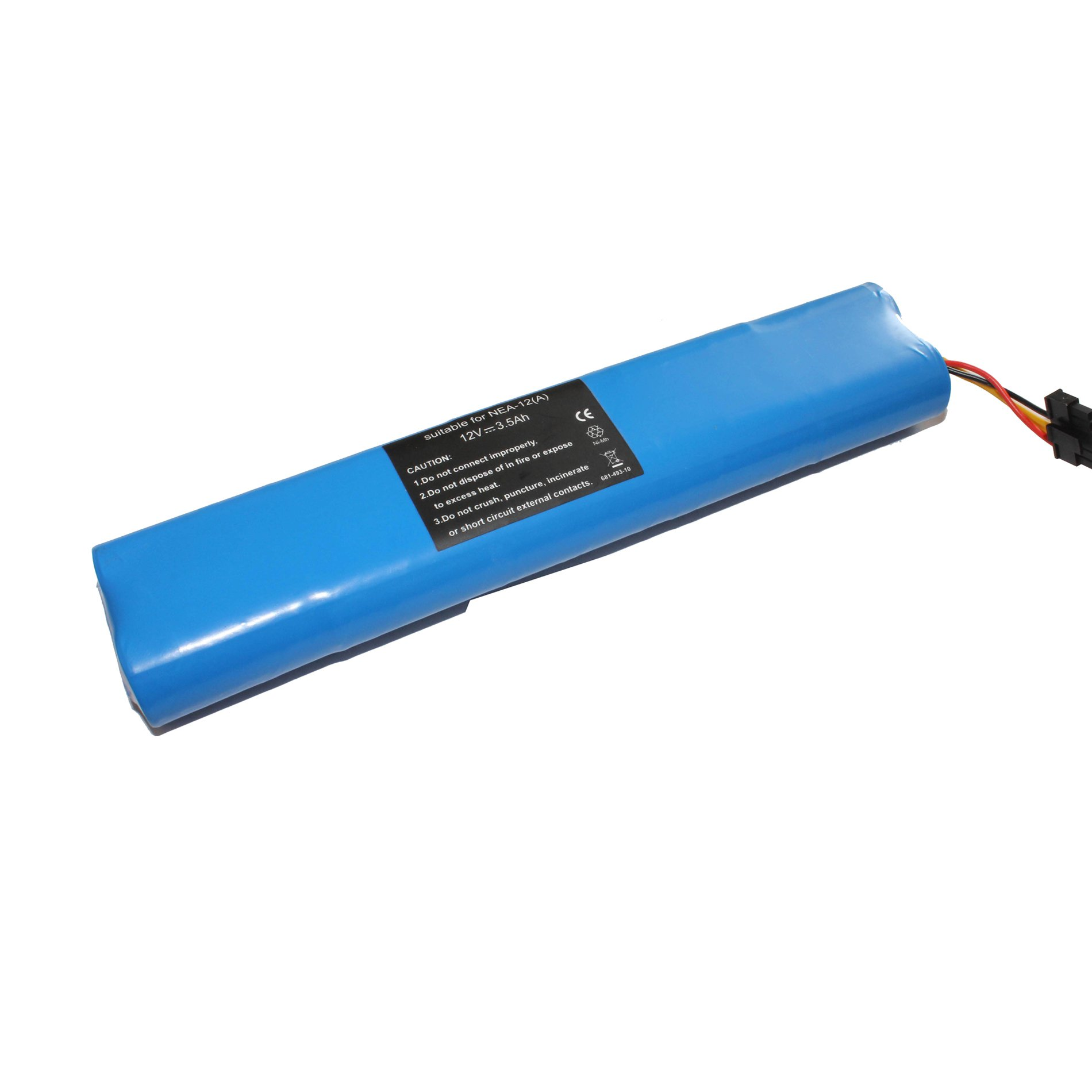 IDS Home 12V 3500mAh Vacuum Cleaner Replacement Battery for Neato Botvac 70e 75 80 85 Series