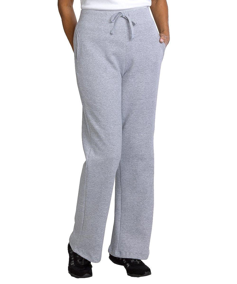 Silverts Disabled Elderly Needs Fleece Pants with Elasticized Waist