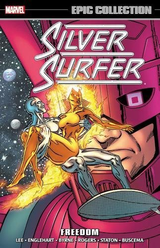Download Silver Surfer Epic Collection: Freedom pdf