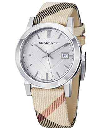 burberry outlet watches 74ko  Womens Watches BURBERRY BURBERRY HERITAGE BU9022