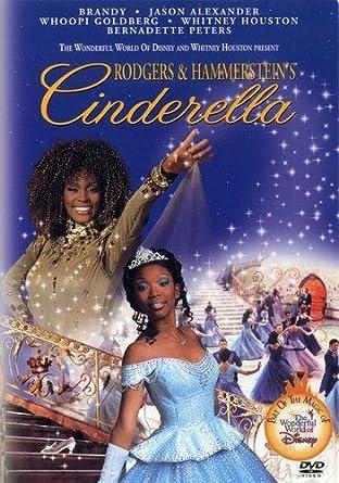 Amazon.com: Rodgers & Hammersteins Cinderella: Whitney ...