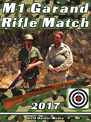 Rifle Grenade Launcher - M1 Garand Rifle Match 2017