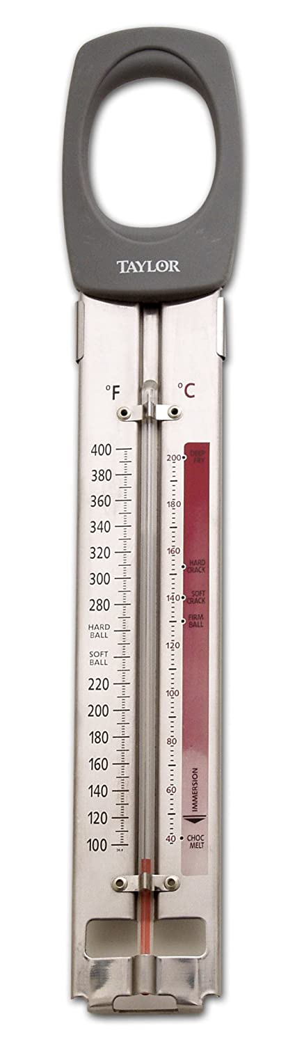 Taylor Precision Products Elite Candy/Deep Fry Thermometer Taylor Thermometers 609