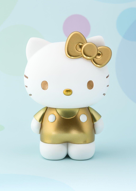 Hello Kitty Statue BLW32 BAN11273 Blue Bandai Tamashii Nations FiguartsZERO Hello Kitty