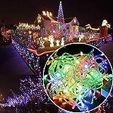Autolizer 200 LED RGB Multi-Color Fairy String Lights - Best Reviews Guide