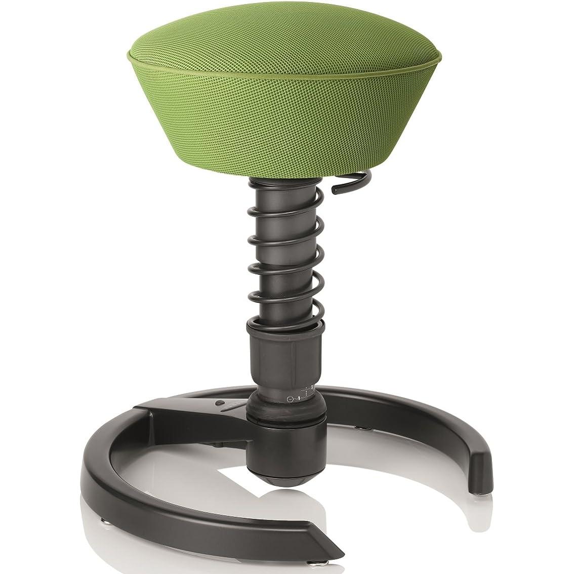 Einen Bürostuhl ohne Lehne finden Sie bei Aeris.
