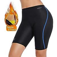MISS MOLY Neopreen saunabroek Hot Thermo Sweat 1/2 Thigh Body Shaper Running Short Slimming Workout Capri Leggings voor…