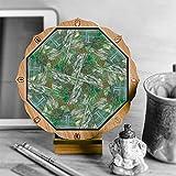 Magnetic Meditation Desk Mandala - Monet