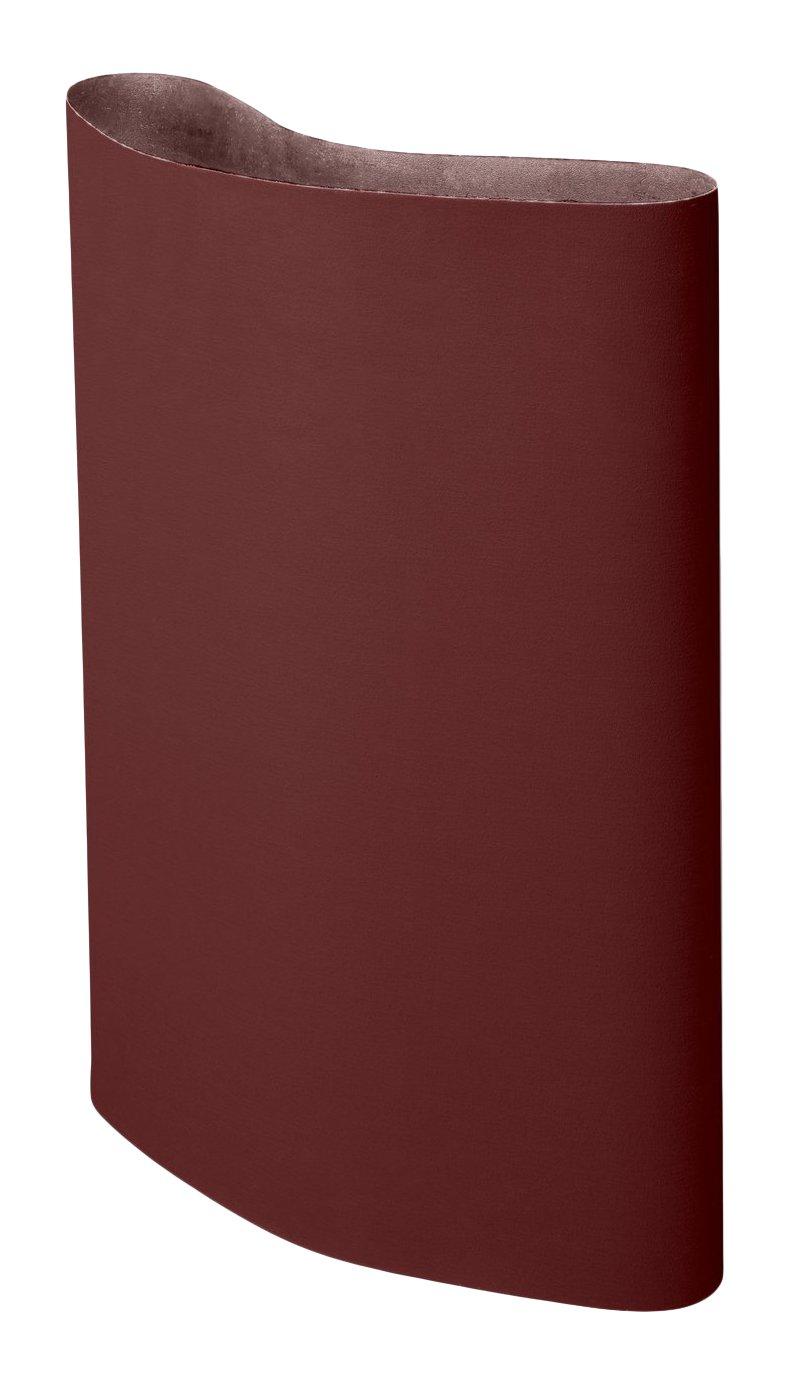 3M 33462 Cloth Belt 341D, 25'' x 48'' P180 X-Weight, Cloth Backing, Aluminum Oxide Abrasive Grit, 25'' Width, 48'' Length, (Pack of 5)