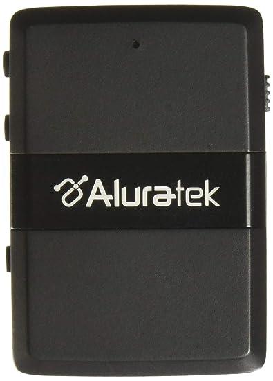 aluratek universal bluetooth optical audio receiver and transmitter