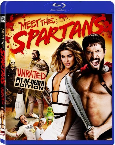 Meet The Spartans - Pit Of Death Edition [Blu-ray] by 20th Century Fox
