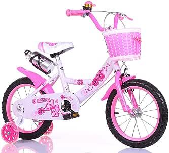 QFF Fácil de llevar en bicicleta, niños y niñas bicicleta ...