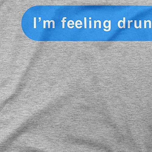 I'm Feeling Drunk All The Time Femme T-shirt