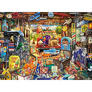 Buffalo Games - Aimee Stewart - Picker's Haul - 1000 Piece Jigsaw Puzzle