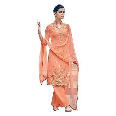 Amazon.com: Eid Wear Vestido Musulmanes Diseñador Colección ...
