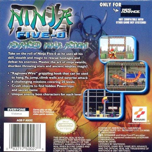 Amazon.com: Ninja Five-O: Video Games