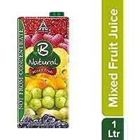 B Natural Juice, Mixed Fruit, 1L