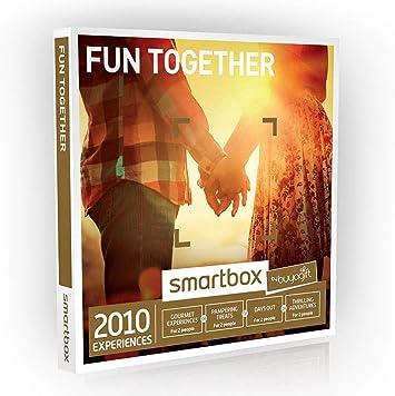 Caja de regalo con experiencias Fun Together, de Buyagift, 930 ...