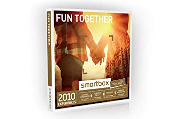 2be3ba039b1f Buyagift Fun Together Gift Experiences Box - 2010 Gift Experiences - For  Couples, Pamper Day